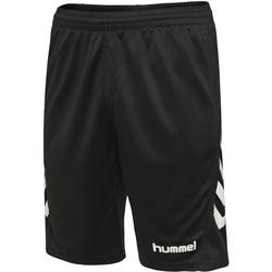 Clothing Men Shorts / Bermudas Hummel Short  Promo noir