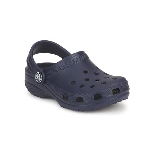 Shoes Children Clogs Crocs CLASSIC Marine