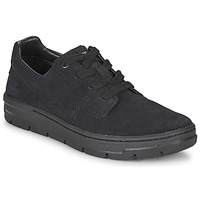 Shoes Men Low top trainers Caterpillar RIALTO Black