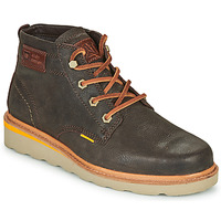 Shoes Men Mid boots Caterpillar JACKSON MID Brown