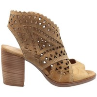 Shoes Women Sandals Alpe Sandalias Abotinadas Casual para Mujer de  4611 brown