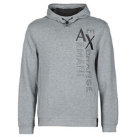 Clothing Men Sweaters Armani Exchange 6HZMFH Grey