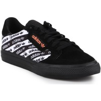Shoes Men Low top trainers adidas Originals Adidas Continental Vulc EG8778 black, white