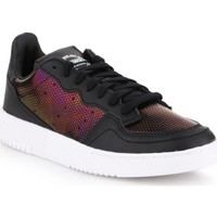 Shoes Women Low top trainers adidas Originals Adidas Supercourt W EG2012 black