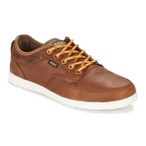 Shoes Men Low top trainers Etnies DORY Brown