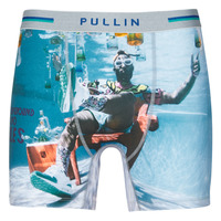 Underwear Men Boxer shorts Pullin FASHION COTTON Multicolour