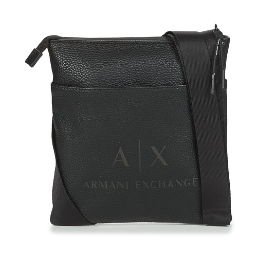 Bags Men Pouches / Clutches Armani Exchange 952068-CC352-56620 Black