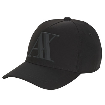 Clothes accessories Men Caps Armani Exchange 954079-CC518-00020 Black