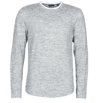 Clothing Men Long sleeved tee-shirts Deeluxe MOHANSON Grey