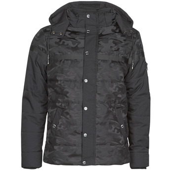 Clothing Men Duffel coats Deeluxe DJOBSON Black