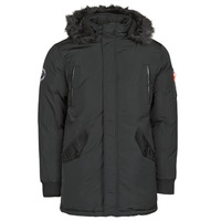 Clothing Men Parkas Deeluxe SHARKSON Black
