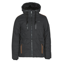 Clothing Men Duffel coats Deeluxe ADRIEL Black