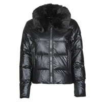 Clothing Women Duffel coats Deeluxe BLANDINE Black