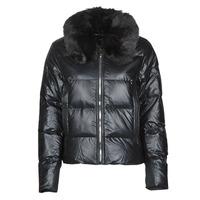 Clothing Women Duffel coats Deeluxe BLANDINE Black