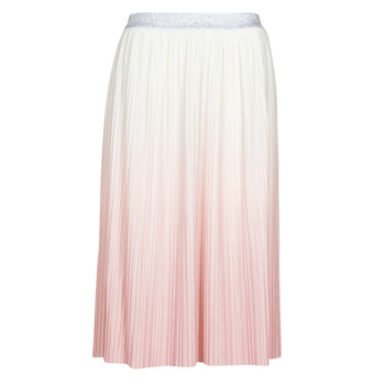 Clothing Women Skirts Only ONLDIPPY White