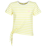 Clothing Women Short-sleeved t-shirts Only ONLBRAVE Yellow