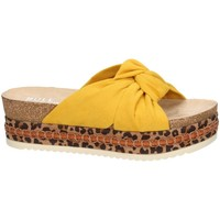 Shoes Women Sandals Bullboxer Bull Boxer sandales jaune 886030F1T Yellow