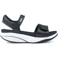 Shoes Women Sandals Mbt SANDALS MALIA W BLACK NAPPA