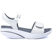 Shoes Women Sandals Mbt SANDALS MALIA W WHITE NAPPA
