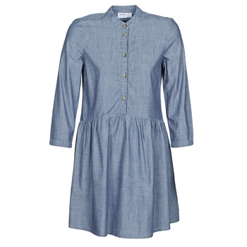 Clothing Women Short Dresses Vero Moda VMAMANDA Blue / Medium