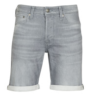 Clothing Men Shorts / Bermudas Jack & Jones JJIRICK Grey