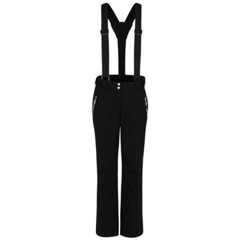Clothing Women Jumpsuits / Dungarees Dare 2b Women's Effused Ski Pants Black