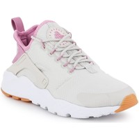 Shoes Women Running shoes Nike W Air Huarache Run Ultra 819151-009 beige, pink