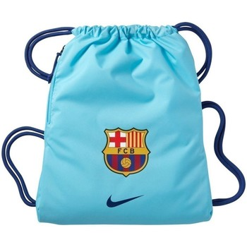 Bags Rucksacks Nike Stadium Fcb Light blue