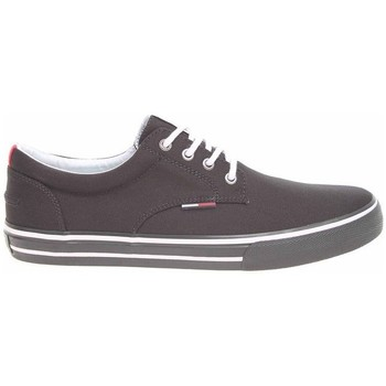 Shoes Men Low top trainers Tommy Hilfiger Pánská EM0EM00001 Black EM0EM00001 990 Black