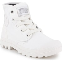 Shoes Women Hi top trainers Palladium US Pampa HI White