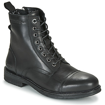 Shoes Men Mid boots Pepe jeans TOM CUT PREMIUM Black