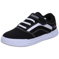 Shoes Children Low top trainers Kappa Chose Sun K Black