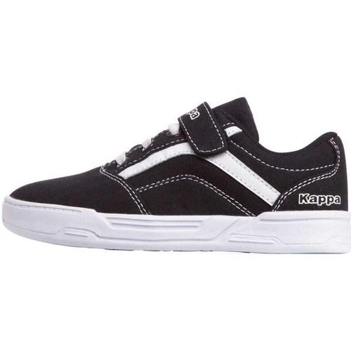 Shoes Children Low top trainers Kappa Chose Sun K Black