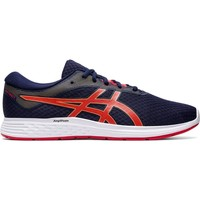 Shoes Men Running shoes Asics Patriot 11 White, Red, Navy blue