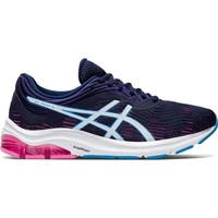 Shoes Women Running shoes Asics Gel Pulse 11 White, Navy blue, Pink