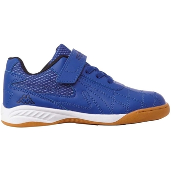 Shoes Boy Low top trainers Kappa Furbo K Blue