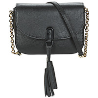 Bags Women Shoulder bags Furla FURLA 1927 TASSEL MINI CROSSBODY Black