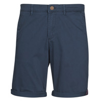 Clothing Men Shorts / Bermudas Jack & Jones JJIBOWIE Marine