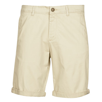 Clothing Men Shorts / Bermudas Jack & Jones JJWHITEPEPPER Beige