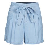 Clothing Women Shorts / Bermudas Vero Moda VMMIA Blue