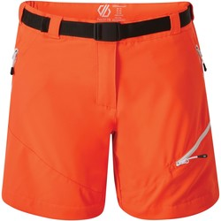 Clothing Women Shorts / Bermudas Dare 2b Revify II Walking Shorts Orange Orange