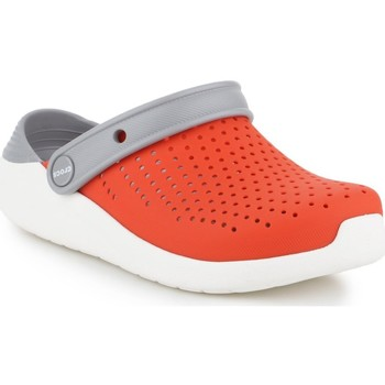 Shoes Children Clogs Crocs Literide Clog K 205964-895 grey, orange