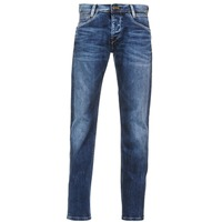 Clothing Men straight jeans Pepe jeans SPIKE Z23 / Blue / Clear