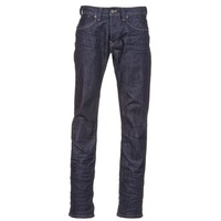 Clothing Men straight jeans Pepe jeans CASH Blue / Raw