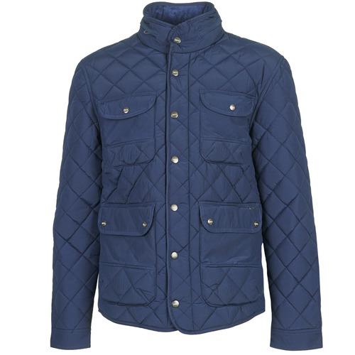 Clothing Men Duffel coats Pepe jeans HUNTSMAN Marine