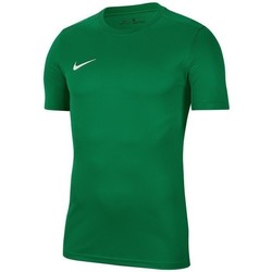 Clothing Men short-sleeved t-shirts Nike Park Vii Green