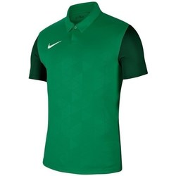 Clothing Men Short-sleeved polo shirts Nike Trophy IV Black, Green