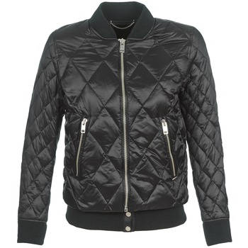 Clothing Women Jackets / Blazers Diesel W-TRINA Black
