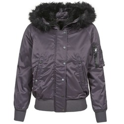 Clothing Women Jackets Diesel W-NETICE Grey