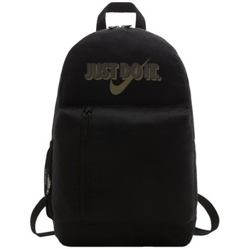 Bags Children Rucksacks Nike Elemental Junior Black